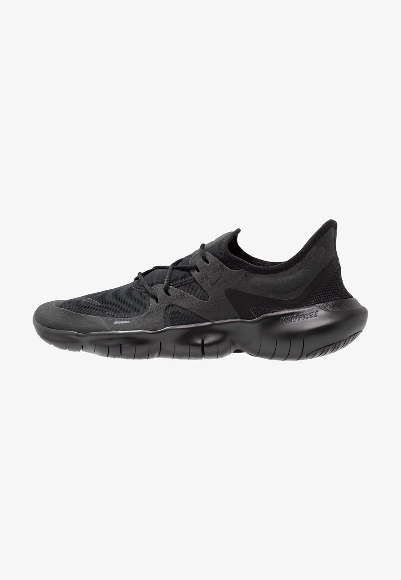 Nike Performance - FREE RN 5.0 - Minimalist running shoes - black