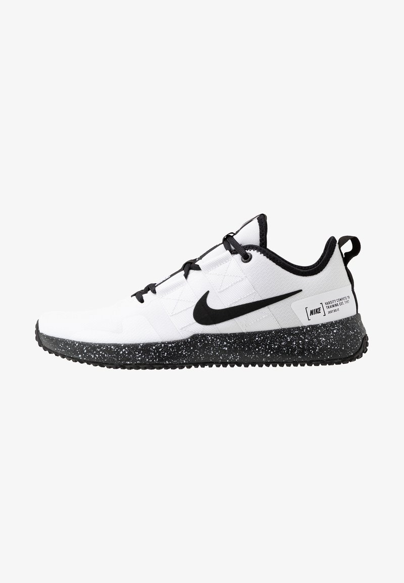 Nike Performance - VARSITY COMPETE TRAINER 2 - Sportschoenen - white/black