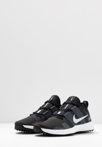 Nike Performance - VARSITY COMPETE TRAINER 2 - Sports shoes - black/white/anthracite - 2