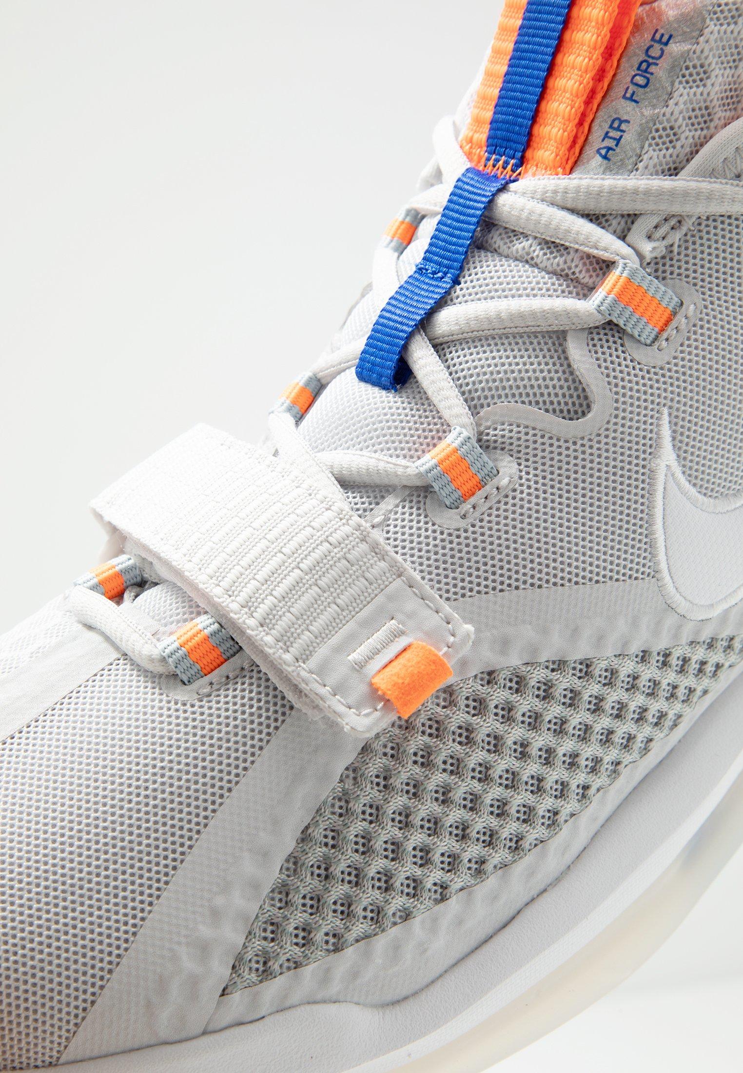 AIR FORCE MAX LOW Chaussures de basket vast greywhitewolf greytotal orange