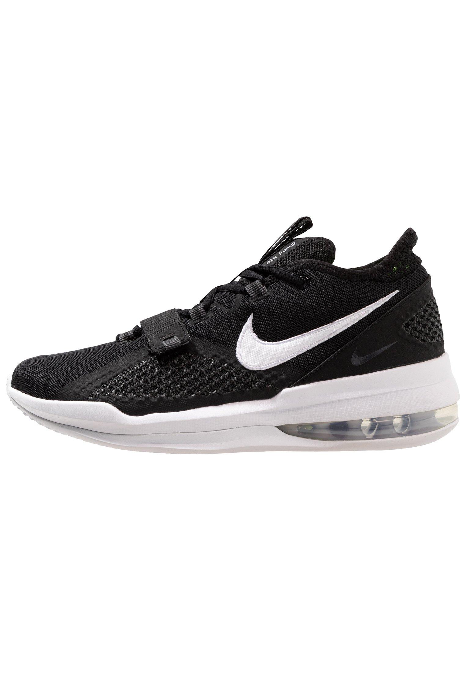 AIR FORCE MAX LOW Chaussures de basket blackwhitevolt