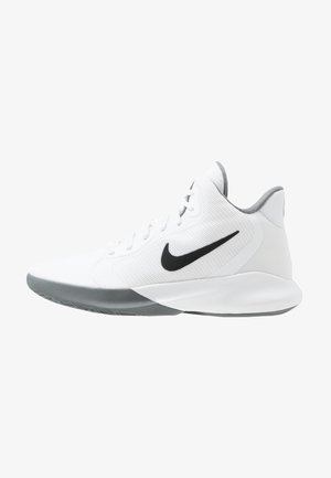 PRECISION III - Zapatillas de baloncesto - white/black