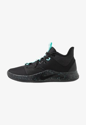PG 3 - Indoorskor - black