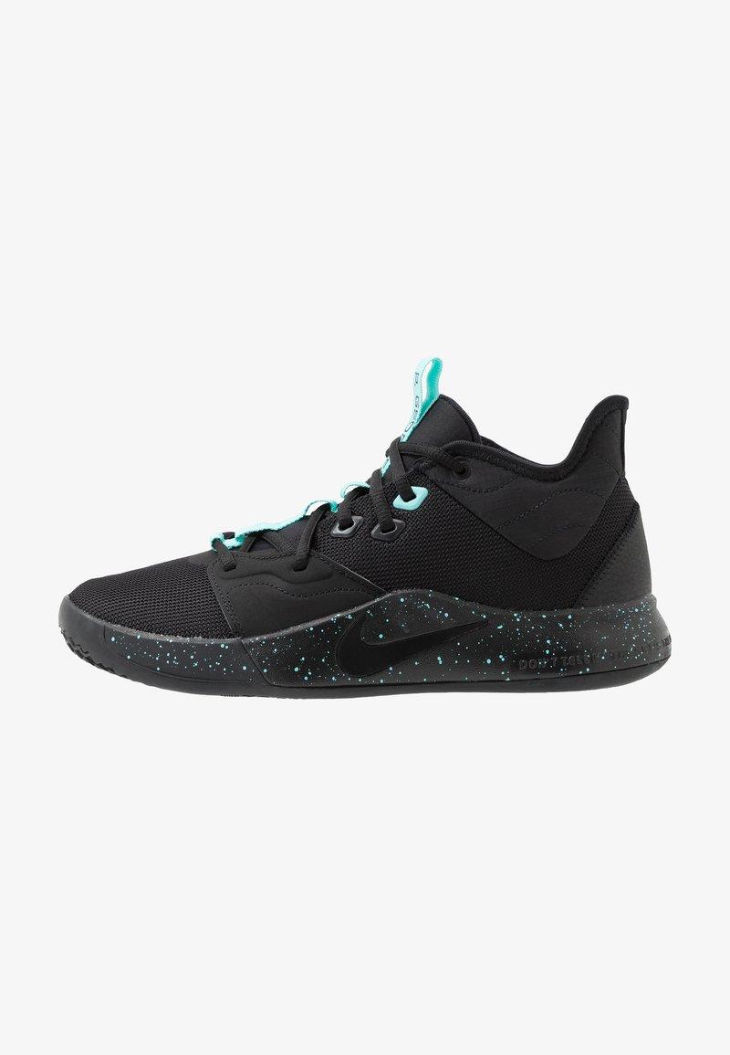 Nike Performance - PG 3 - Obuwie do koszykówki - black