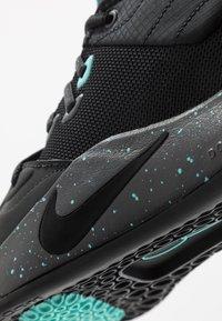 Nike Performance - PG 3 - Obuwie do koszykówki - black - 5