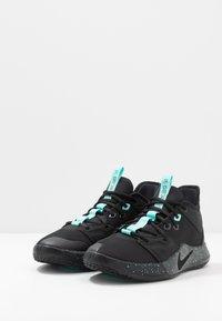 Nike Performance - PG 3 - Obuwie do koszykówki - black - 2