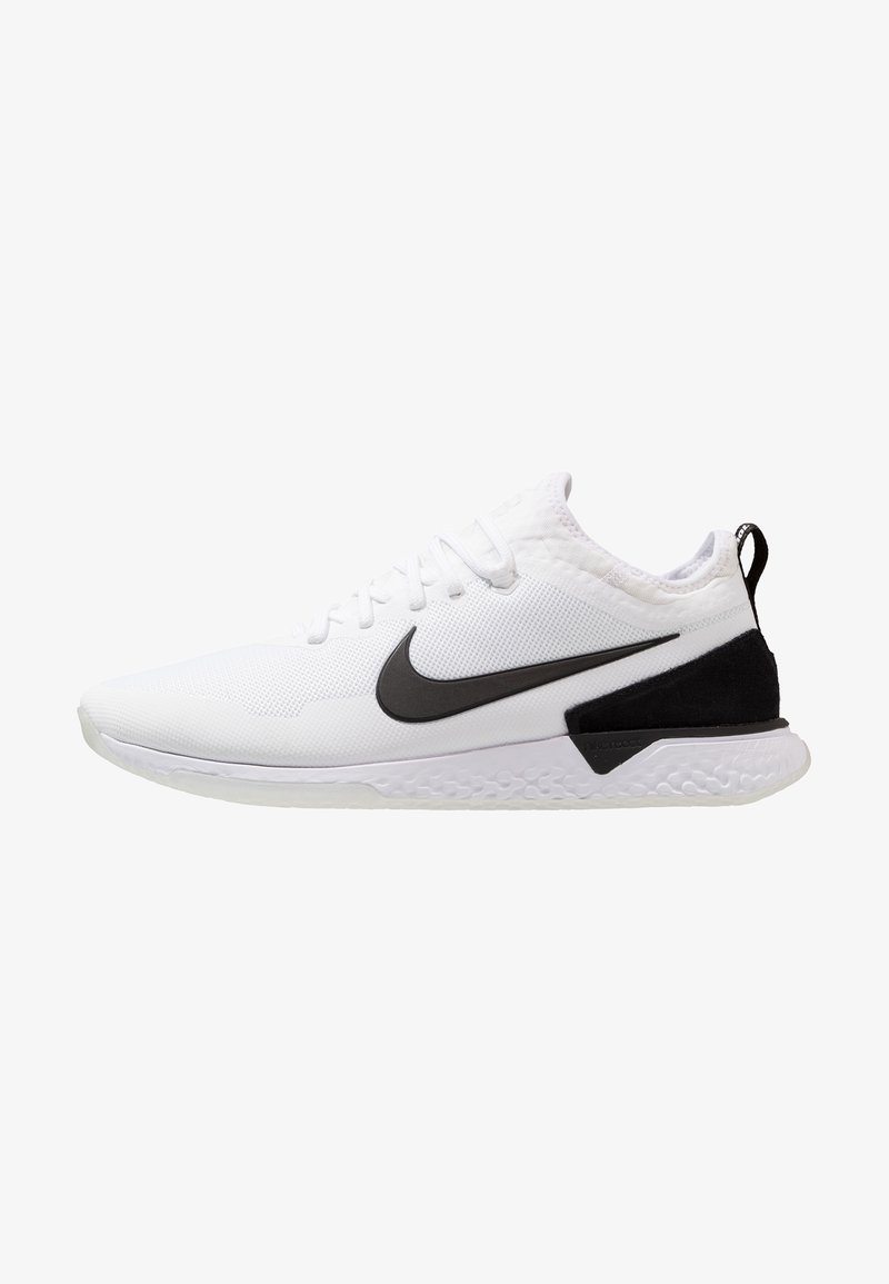 Nike Performance - FC - Fußballschuh Halle - white/black-white