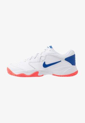 LITE - Tenisové boty na všechny povrchy - white