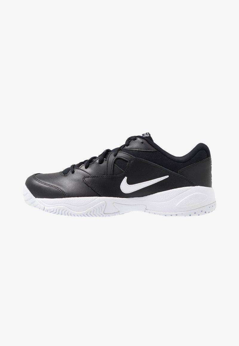 Nike Performance - LITE 2 - Allcourt tennissko - black/white