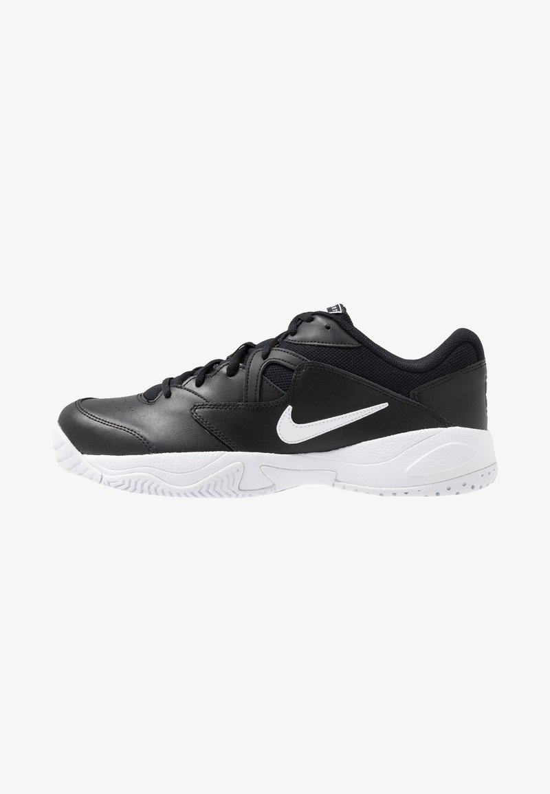 Nike Performance - LITE 2 - Zapatillas de tenis para todas las superficies - black/white