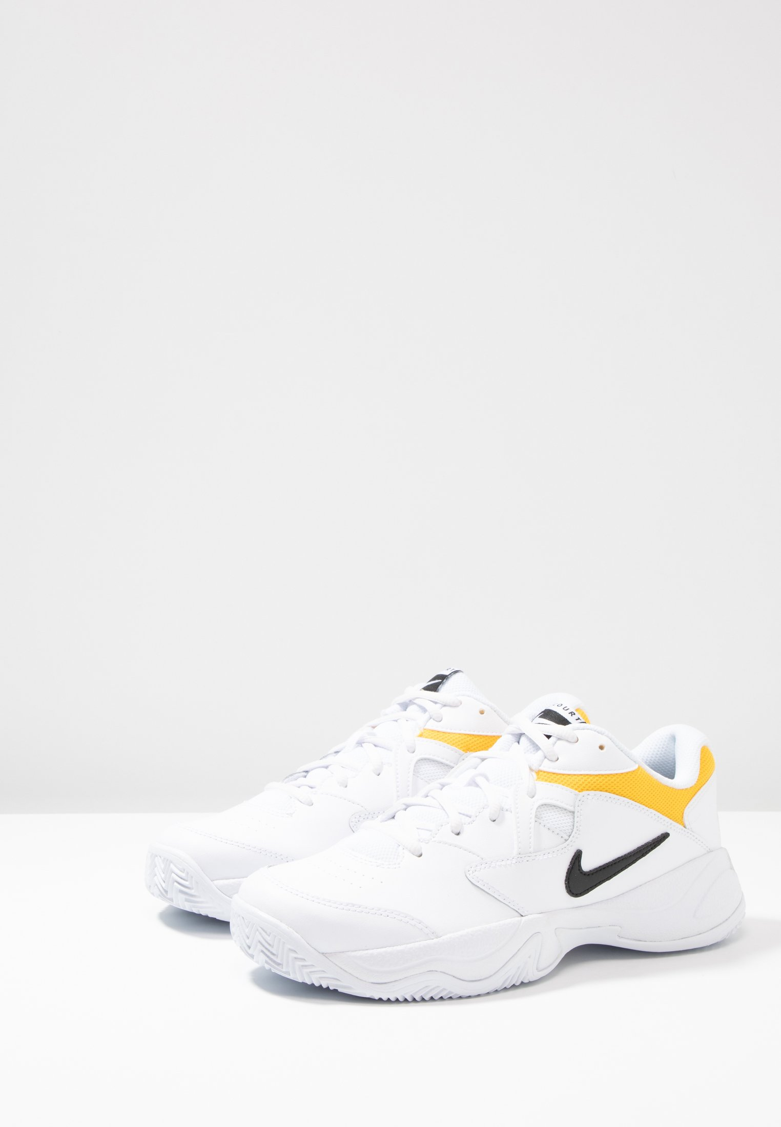 Court Lite Gold White university Pour Terre Performance Battue battueerre Nike black Tennis De ClyChaussures dBotxshQrC