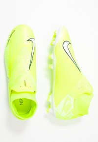 Nike Performance - PHANTOM VSN ACADEMY DF FG/MG - Chaussures de foot à crampons - volt/white/obsidian - 1