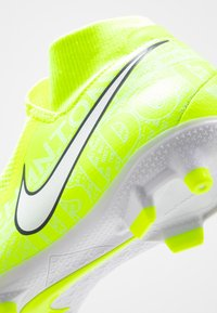 Nike Performance - PHANTOM VSN ACADEMY DF FG/MG - Chaussures de foot à crampons - volt/white/obsidian - 5