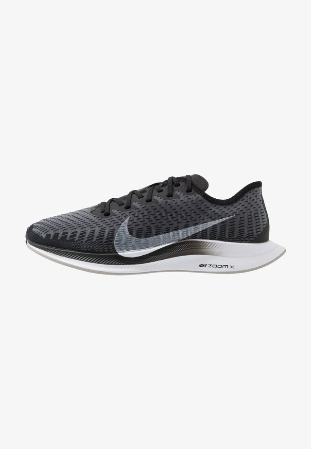 ZOOM PEGASUS TURBO 2 - Juoksukenkä/neutraalit - black/white/gunsmoke/atmosphere grey