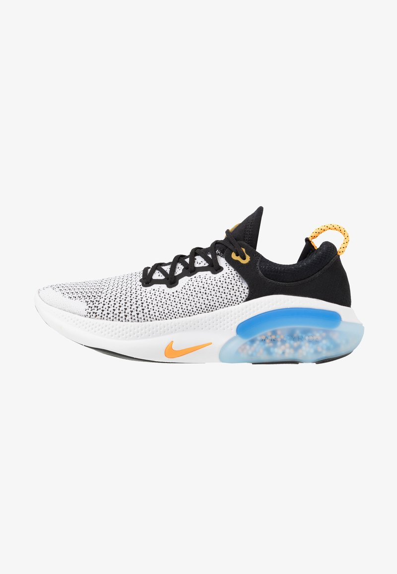 Nike Performance - JOYRIDE RUN FK - Juoksukenkä/neutraalit - black/laser orange/white/universe blue