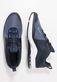 Nike Performance - AIR MAX ALPHA TRAINER 2 - Treningssko - midnight navy/dark grey/dark obsidian - 1