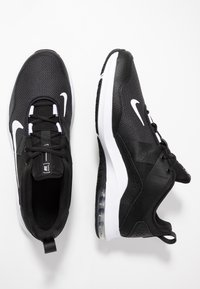 Nike Performance - AIR MAX ALPHA TRAINER 2 - Obuwie treningowe - black/white/anthracite - 1