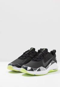 Nike Performance - AIR MAX ALPHA TRAINER 2 - Treningssko - black/dark smoke grey/ghost green/photon dust/smoke grey/sapphire - 2