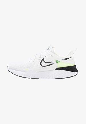 LEGEND REACT  - Neutrala löparskor - white/black/electric green/vapor green/phantom
