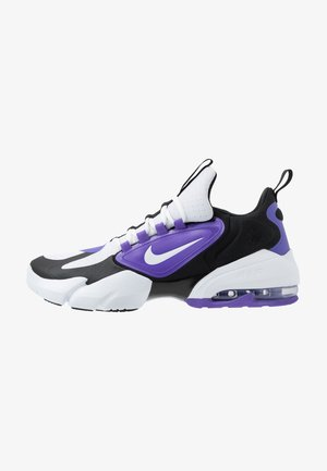AIR MAX ALPHA SAVAGE - Obuwie treningowe - psychic purple/white/black/space purple