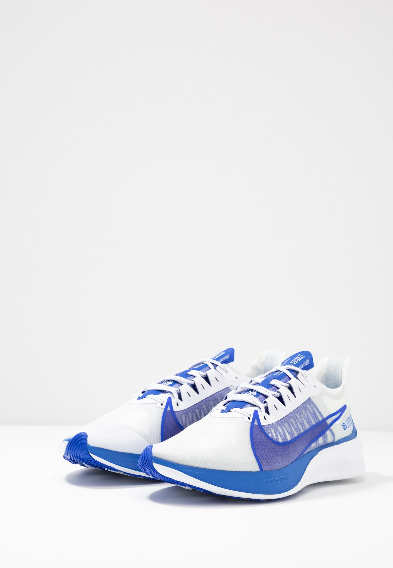Nike white de clear football racer GRAVITYChaussures grey ZOOM blue racer running Performance blue neutres v0w8NnOm