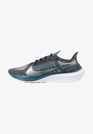 ZOOM GRAVITY - Chaussures de running neutres - off noir/metallic pewter/atmosphere grey/black/white/blue force