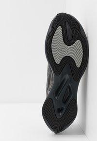 Nike Performance - NIKE ZOOM GRAVITY - Neutral running shoes - black/anthracite/metallic pewter/cool grey - 4