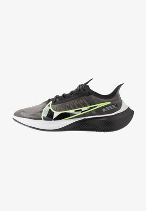 NIKE ZOOM GRAVITY - Zapatillas de running neutras - black/dark smoke grey/ghost green/white/light smoke grey/sapphire