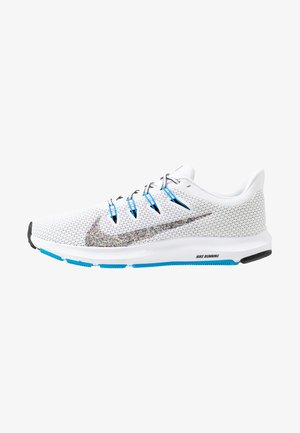 QUEST 2 - Zapatillas de running neutras - white/multicolor/blue hero