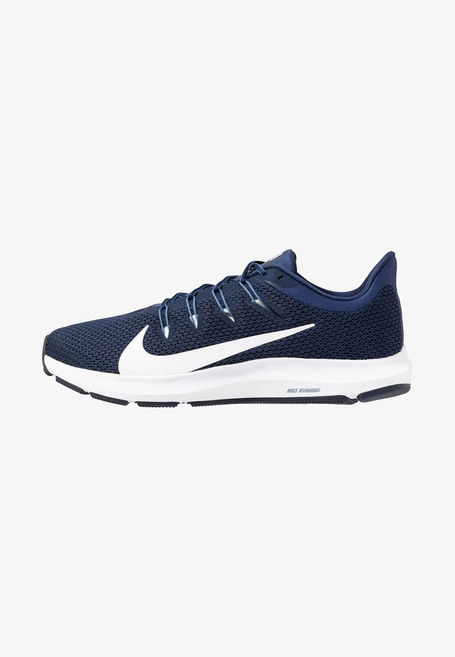 QUEST 2 - Chaussures de running neutres - midnight navy/white/ocean fog