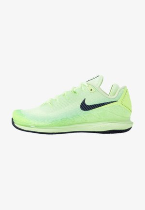 AIR ZOOM VAPOR X - Scarpe da tennis per tutte le superfici - ghost green/blackened blue/barely volt