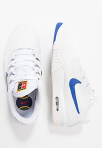 Nike Performance - TECH CHALLENGE VAPOR - Tenisové boty na antuku - phantom - 1