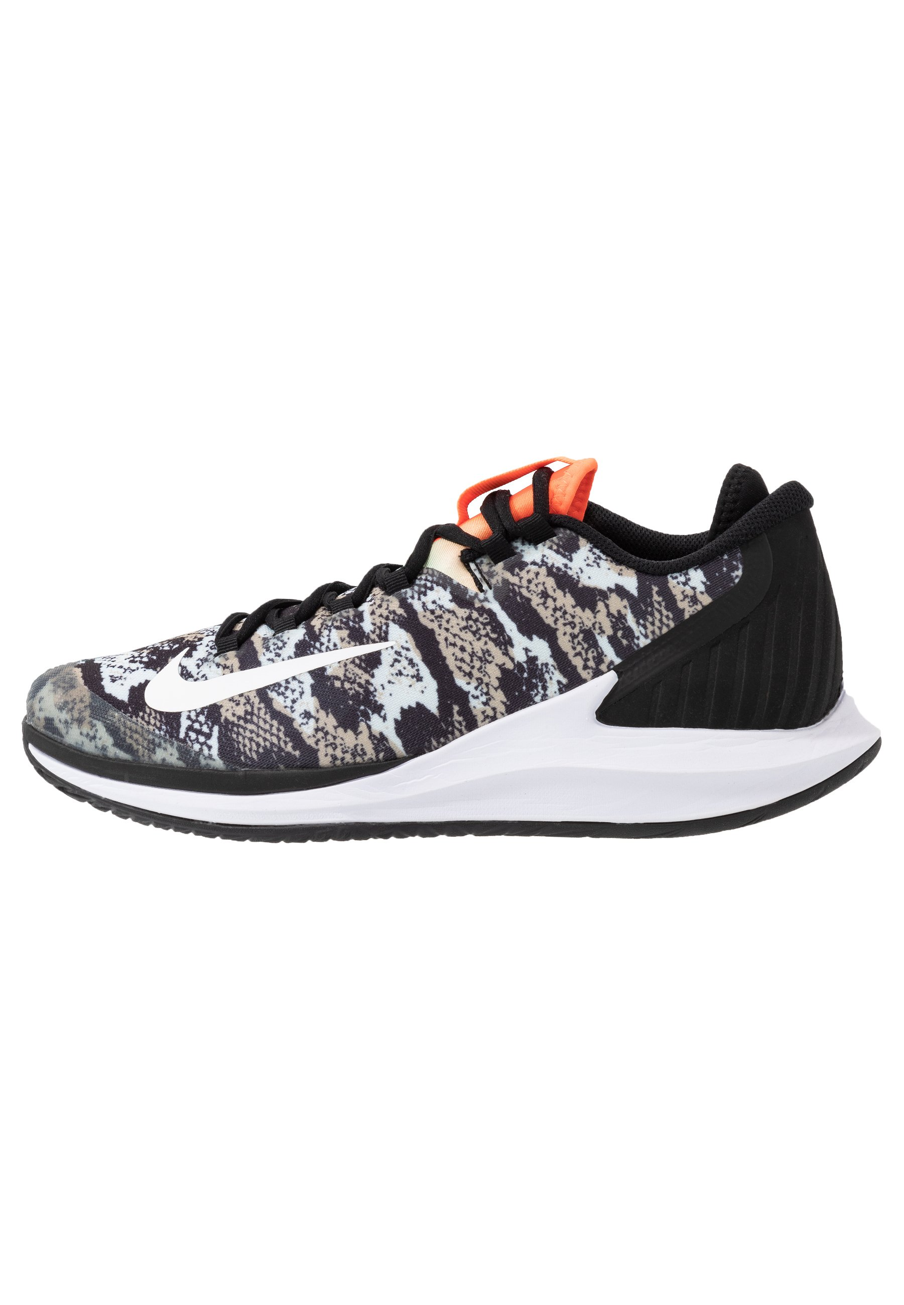 Nike Performance Court Air Zoom - Scarpe Da Tennis Per Tutte Le Superfici Black/metallic Gold/white 1mrEG
