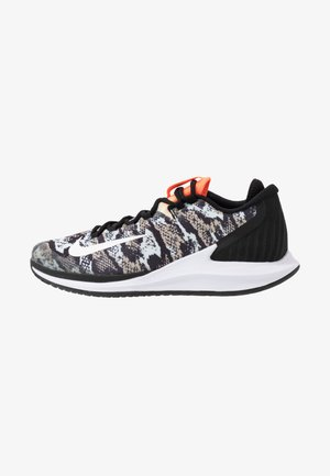 COURT AIR ZOOM - Chaussures de tennis toutes surfaces - photon dust/white/black/hyper crimson