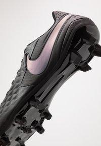Nike Performance - TIEMPO LEGEND 8 ACADEMY MG - Fußballschuh Nocken - black - 5