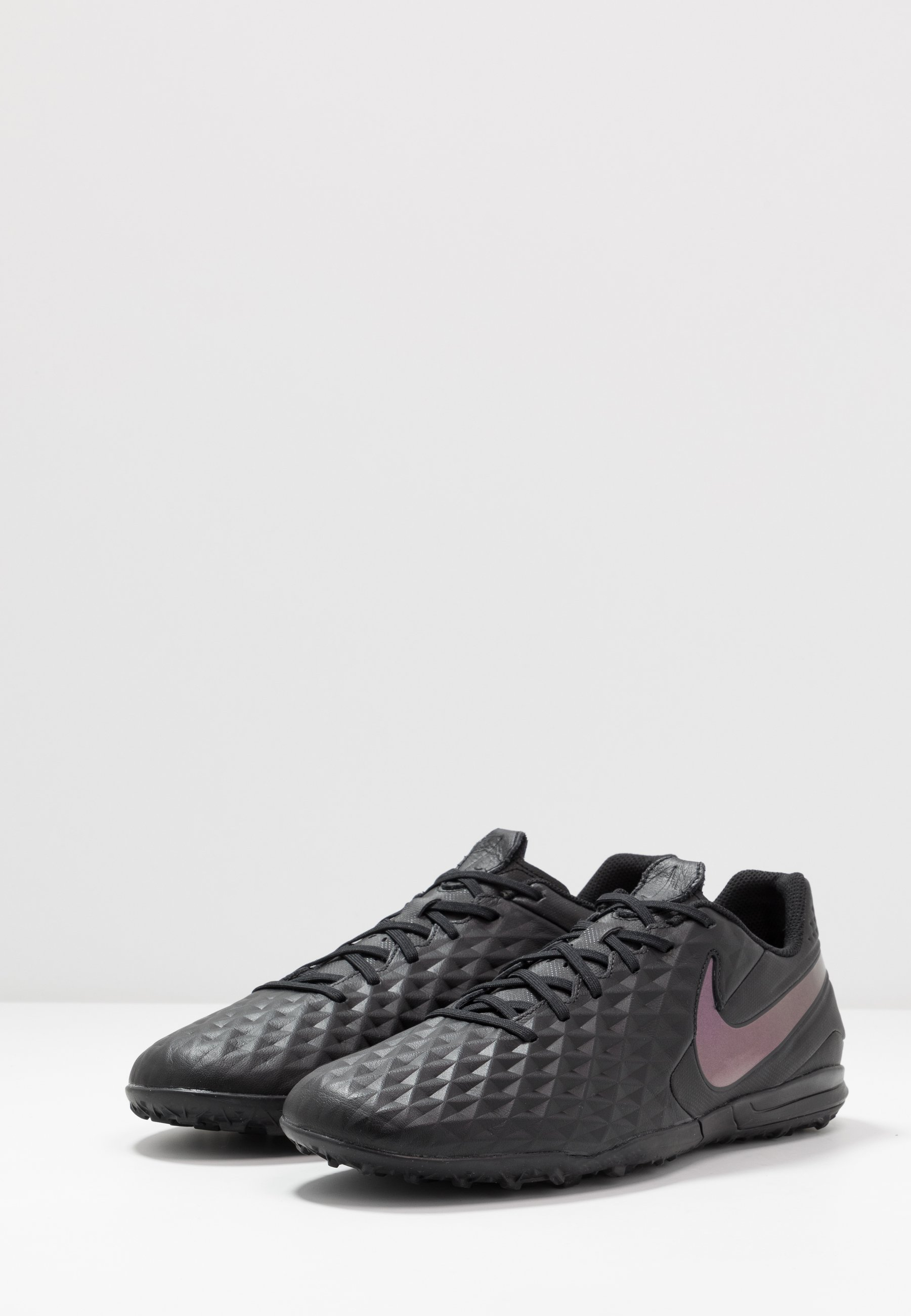 Nike Performance TIEMPO LEGEND 8 ACADEMY TF - Korki Turfy - black