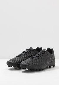 Nike Performance - TIEMPO LEGEND 8 CLUB FG/MG - Voetbalschoenen met kunststof noppen - black - 2