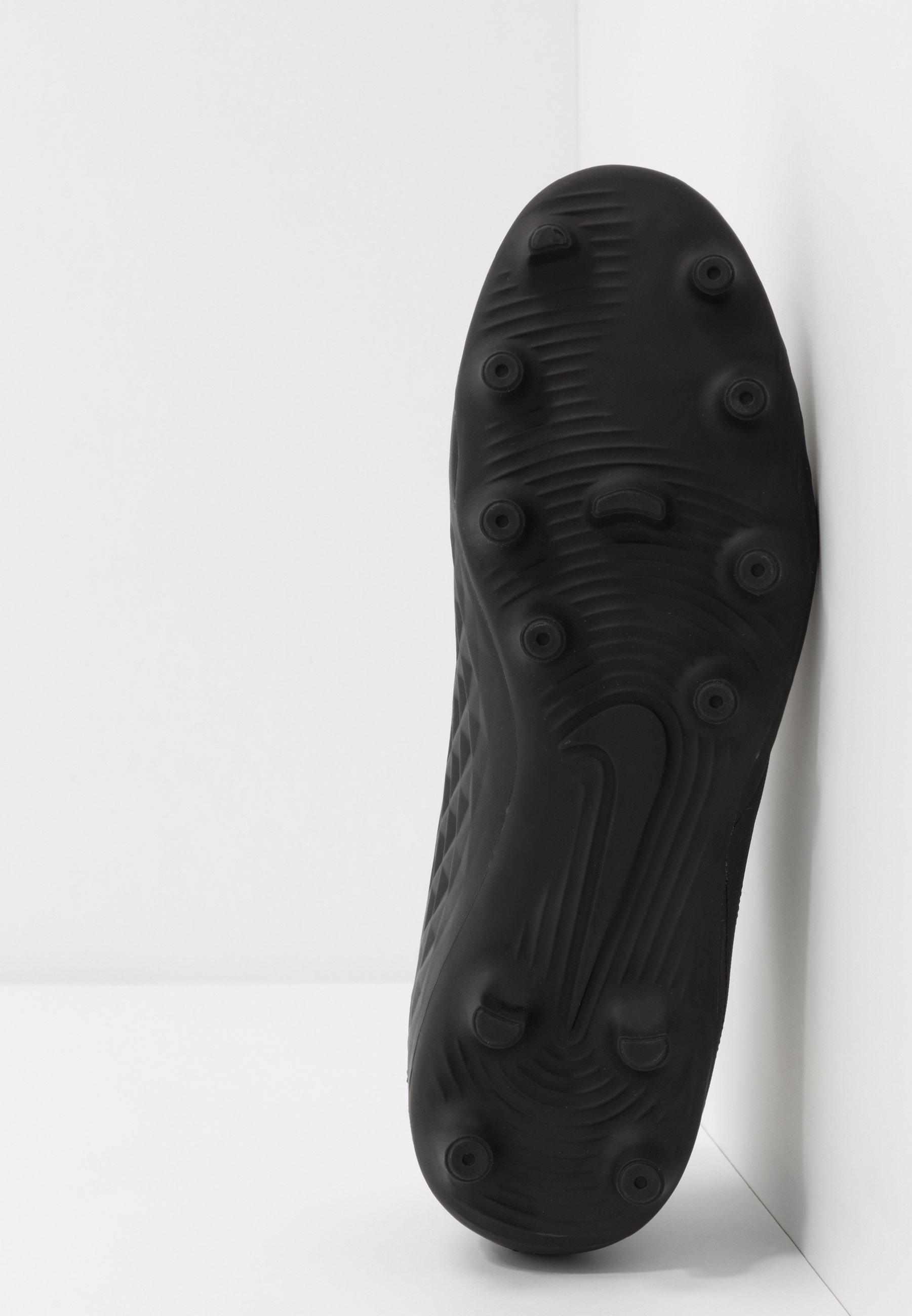 Nike Performance Tiempo Legend 8 Club Fg/mg - Chaussures De Foot À Crampons Black