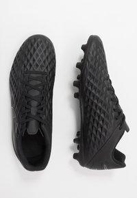 Nike Performance - TIEMPO LEGEND 8 CLUB FG/MG - Voetbalschoenen met kunststof noppen - black - 1