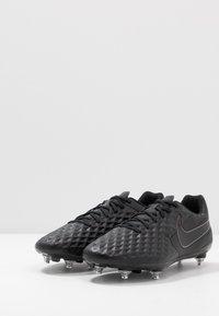 Nike Performance - TIEMPO LEGEND 8 CLUB SG - Voetbalschoenen met metalen noppen - black - 2