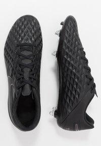 Nike Performance - TIEMPO LEGEND 8 CLUB SG - Voetbalschoenen met metalen noppen - black - 1
