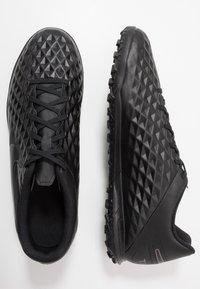 Nike Performance - TIEMPO LEGEND 8 CLUB TF - Kopačky na umělý trávník - black - 1