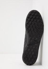 Nike Performance - TIEMPO LEGEND 8 CLUB TF - Kopačky na umělý trávník - black - 4