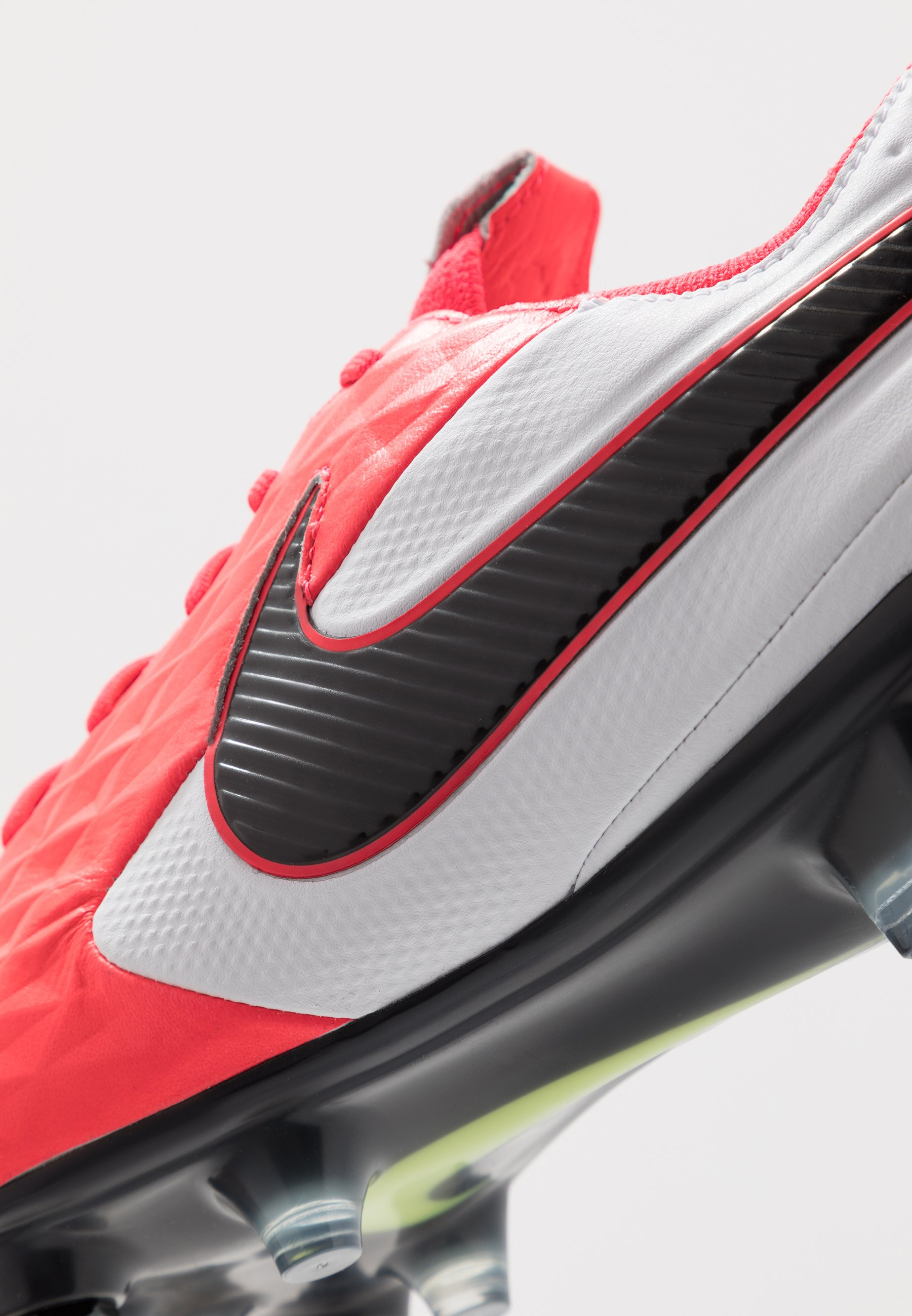 Nike Performance Tiempo Legend 8 Elite Sg-pro Ac - Scarpe Da Calcio Con Tacchetti Laser Crimson/black/white