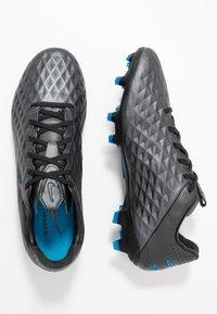 Nike Performance - TIEMPO LEGEND 8 PRO FG - Tekonurmikengät - black/blue hero - 1