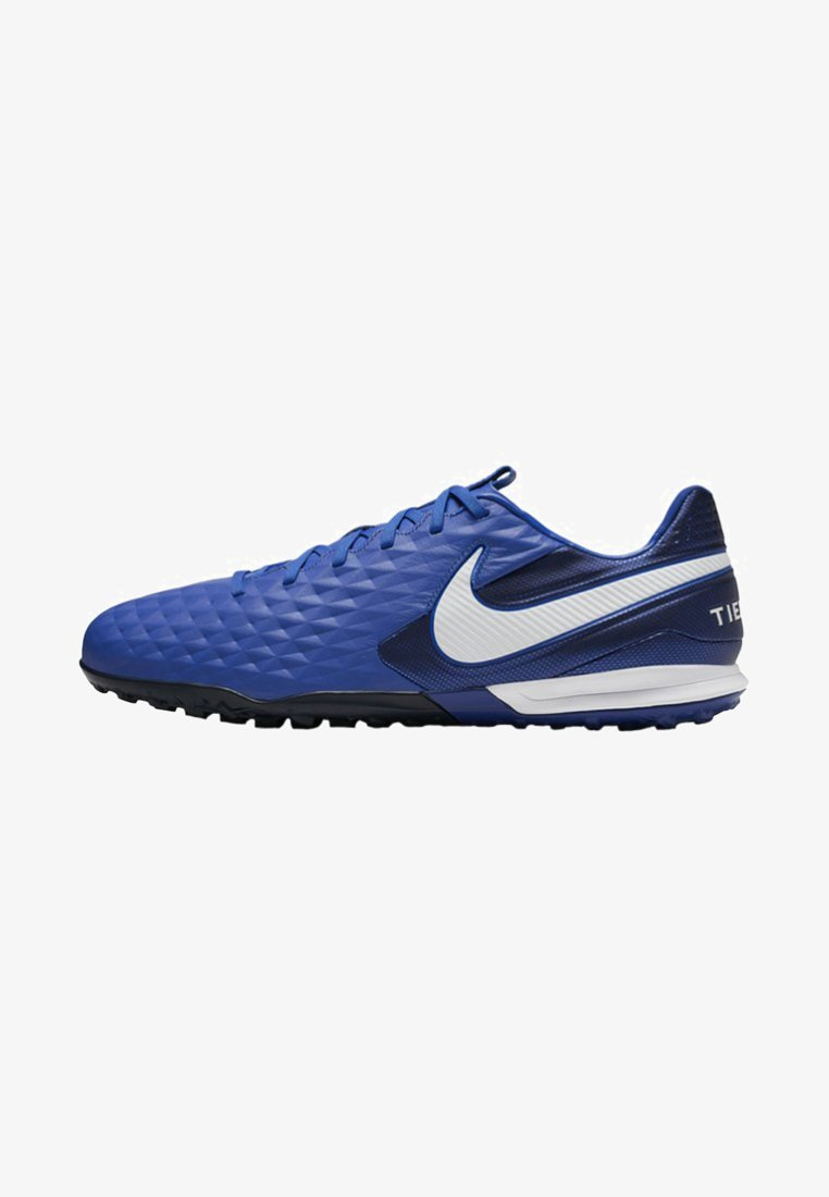 Nike Performance - LEGEND 8 PRO TF - Fodboldstøvler m/ multi knobber - hyper royal/deep royal blue/white