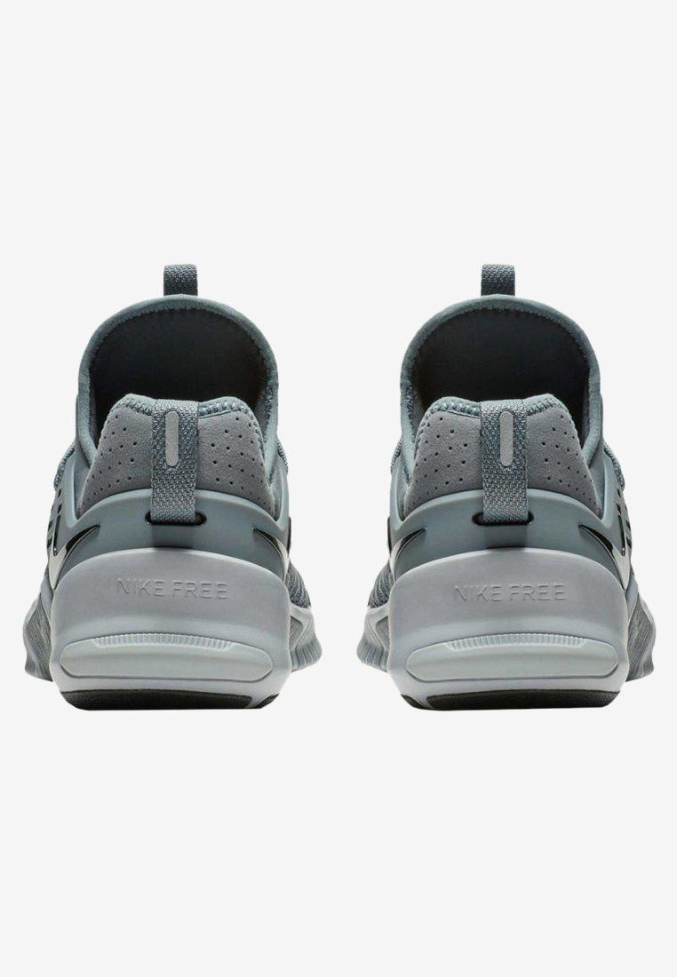 Nike Performance Free X Metcon - Sportschoenen Dark Green/grey Goedkope Schoenen