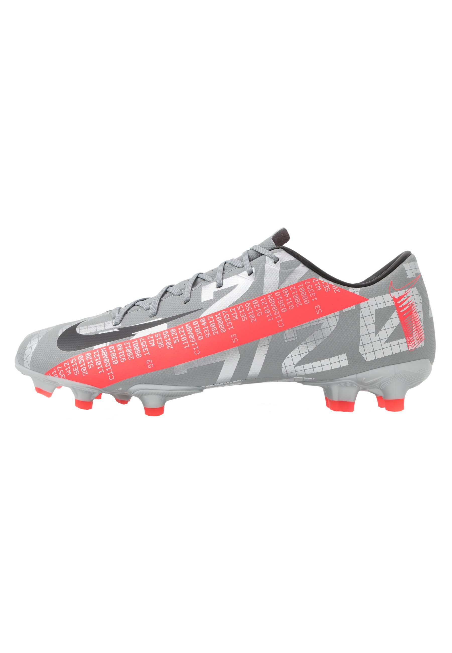 MERCURIAL VAPOR 13 ACADEMY FGMG Chaussures de foot à crampons metallic bomber greyblackparticle grey