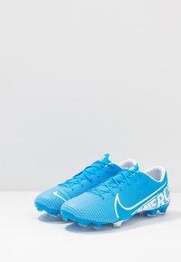 Nike Performance - MERCURIAL VAPOR 13 ACADEMY MG - Kopačky lisovky - blue hero/white/obsidian - 2