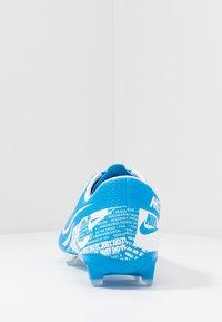 Nike Performance - MERCURIAL VAPOR 13 ACADEMY MG - Kopačky lisovky - blue hero/white/obsidian - 3